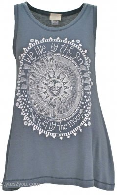 We Live By The Sun, We Live By The Moon Tank