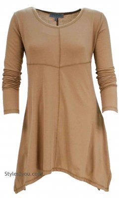 Betsy Tunic In Brown