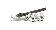 Torx Security Bolts For License Plate Frames